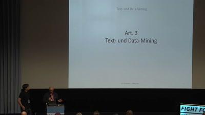 Text- und Data-Mining und Verleger-Leistungsschutzrecht - Wie die EU europäische Innovationen gefährdet