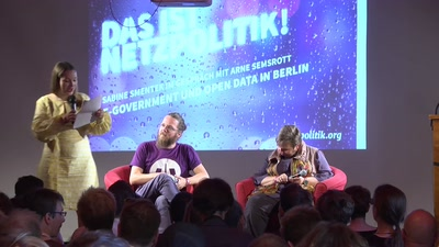 E-Government und Open Data in Berlin