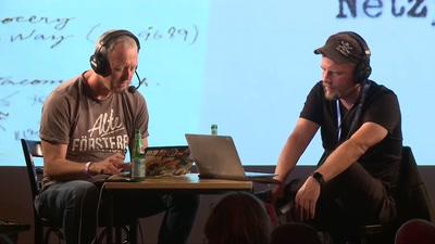 Logbuch-Netzpolitik (Live-Podcast)