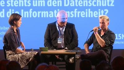 Wie stehts um den Datenschutz und die Informationsfreiheit, Herr Kelber?