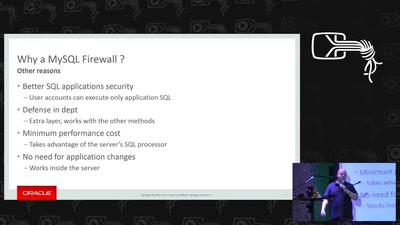 MySQL Firewall