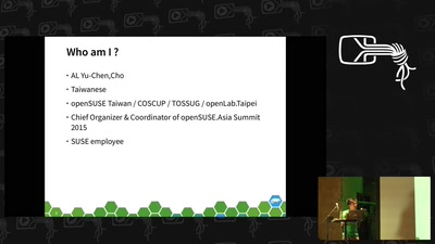 Next openSUSE.Asia summit , moving forward
