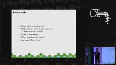 openSUSE Leap 42.2 roadmap and development process