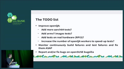 openSUSE on ARM
