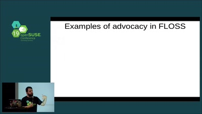 The Art of Advocacy with Linux