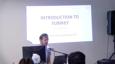 Introduction to YubiKeys (in openSUSE)