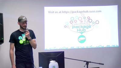 SUSE Package Hub - From Community to Enterprise