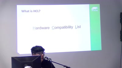 Thinking About openSUSE HCL
