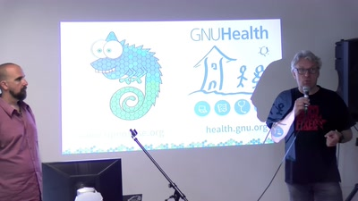 Building large health networks GNU Health Federation and openSUSE