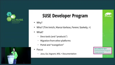 YaST – Yet another SUSE Talk?