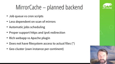 MirrorCache - future backend of download.opensuse.org ?
