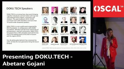 Presenting DOKU.TECH