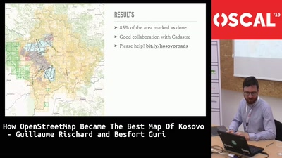 How OpenStreetMap became the best map of Kosovo