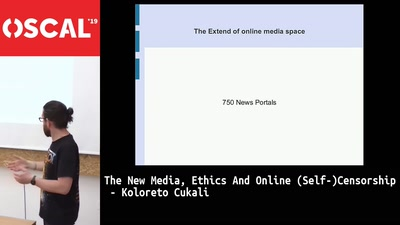 The New Media, ethics and online (self)censorship