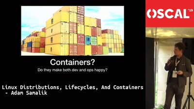 Linux distributions, lifecycles, and containers