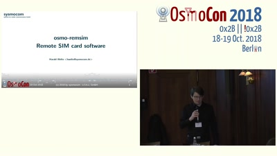 osmo-remsim: Remote SIM card Software