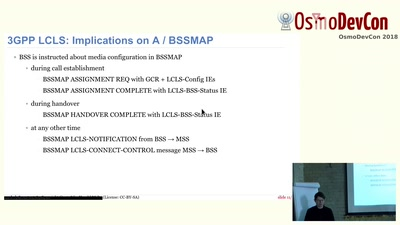 3GPP LCLS: Local Call, Local Switch