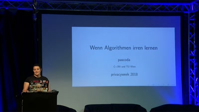 Bias in Algorithmen - wenn Algorithmen irren lernen