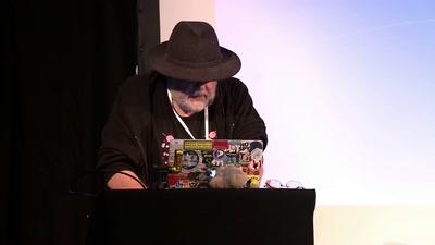 Du entkommst uns nicht: Ein Vortrag über tracking im Internet.