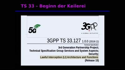 Match um die 5G-Überwachung - Kyberei gegen Telekoms