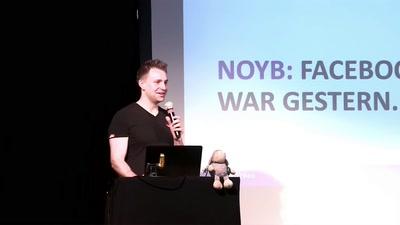 NOYB - Facebook verklagen war gestern. Und morgen.