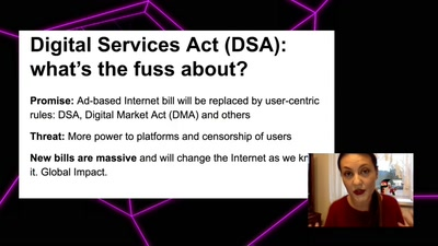 The EU Digital Services Act package