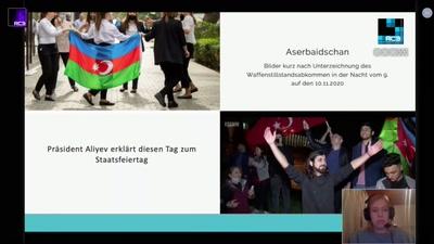 Berg-Karabach zwischen Krieg und Frieden