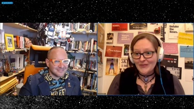Cory Doctorow – Fireside Chat