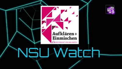 NSU-Watch: Aufklären & Einmischen - Der NSU-Watch Jahresrückblick 2020