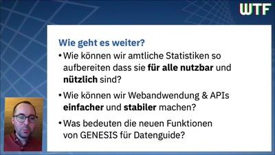 Datenguide: Statistiken für alle!