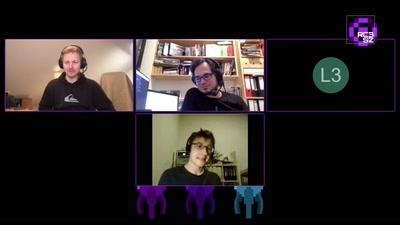 Binärgewitter Talk Live