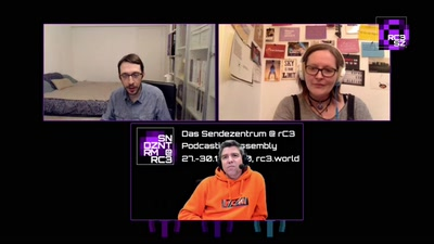 lernOS on Air - Spacial Chat with Workadventure