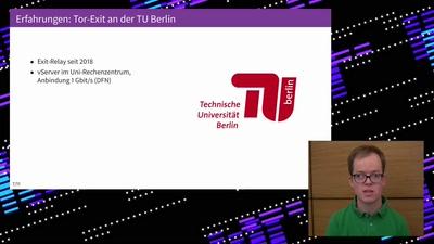 Mehr als ein Tor zum Darknet: Tor-Exits an Universitäten