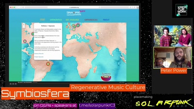 Symbiosfera : Regenerative Music Culture