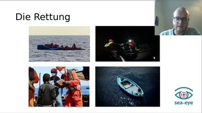 Seenotrettung im Mittelmeer - ein persönlicher Erfahrungsbericht