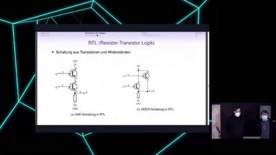 Basteln im Lockdown: Gigatron - Ein Computer ohne CPU