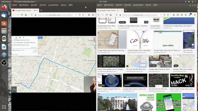 Hacking Google Maps