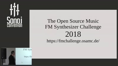 Open Source Music FM Synthesizer Challenge