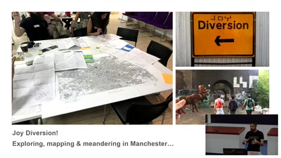 Mapping Mobility in Stockport