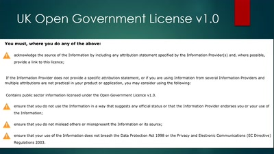 ODbL license compatibility
