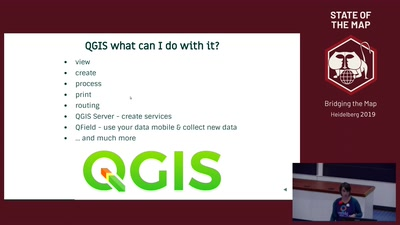 How to use OpenStreetMap data with the Desktop GIS QGIS