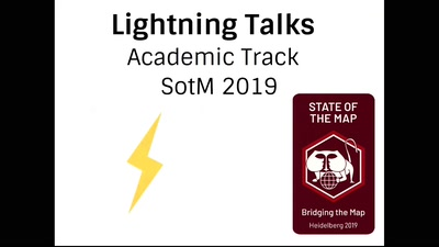 Lightning Poster Talks