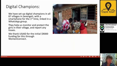 Building mapping communities in rural Tanzania – challenges, successes and lessons learnt