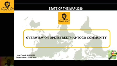 Overview on OpenStreetMap Togo Community