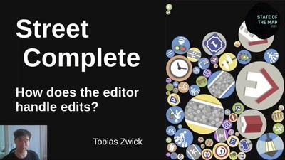 How StreetComplete handles edits