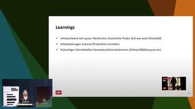 """Die Schweizer Podcastserie """"Edi - Leben am Limit"""""""