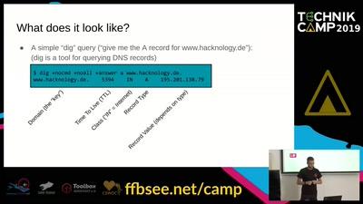Domain Name System (DNS) Records - Welche gibt es? Wofür sind sie da?