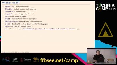 Was gibt es Neues in Debian 10 Buster?