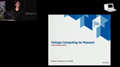 Vintage Computing im Museum