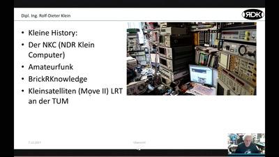Die Entstehung des NDR-Klein-Computers und der TV-Sendung ComputerTreff des Bayerischen Fernsehens